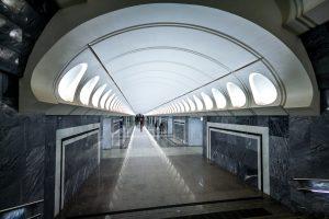 Станция «Достоевская». Фото: wikipedia.org