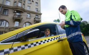 В Москве станут курсировать только желтые такси