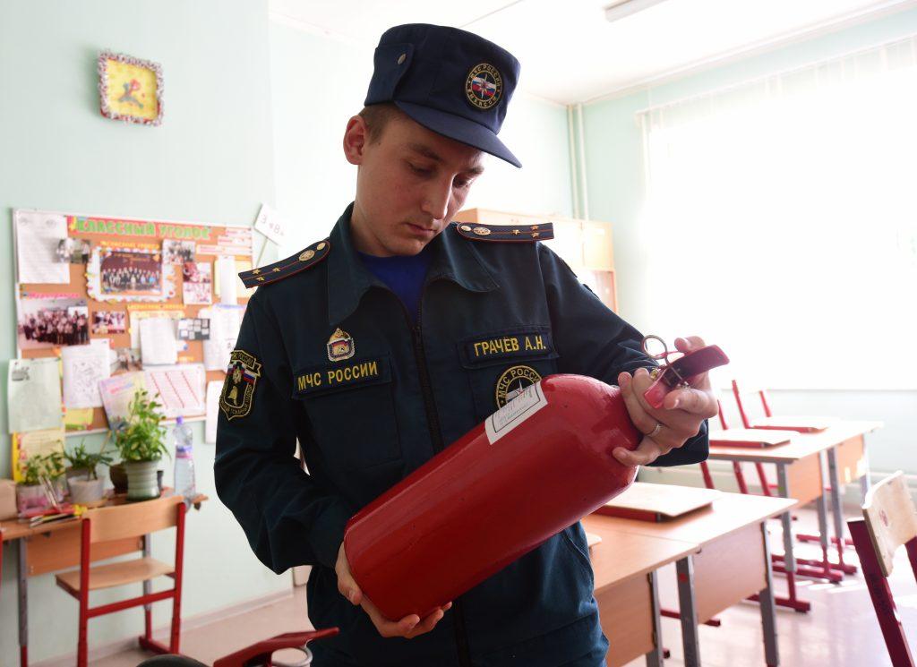Проверка пожарной безопасности прошла на 20 объектах в Марушкинском
