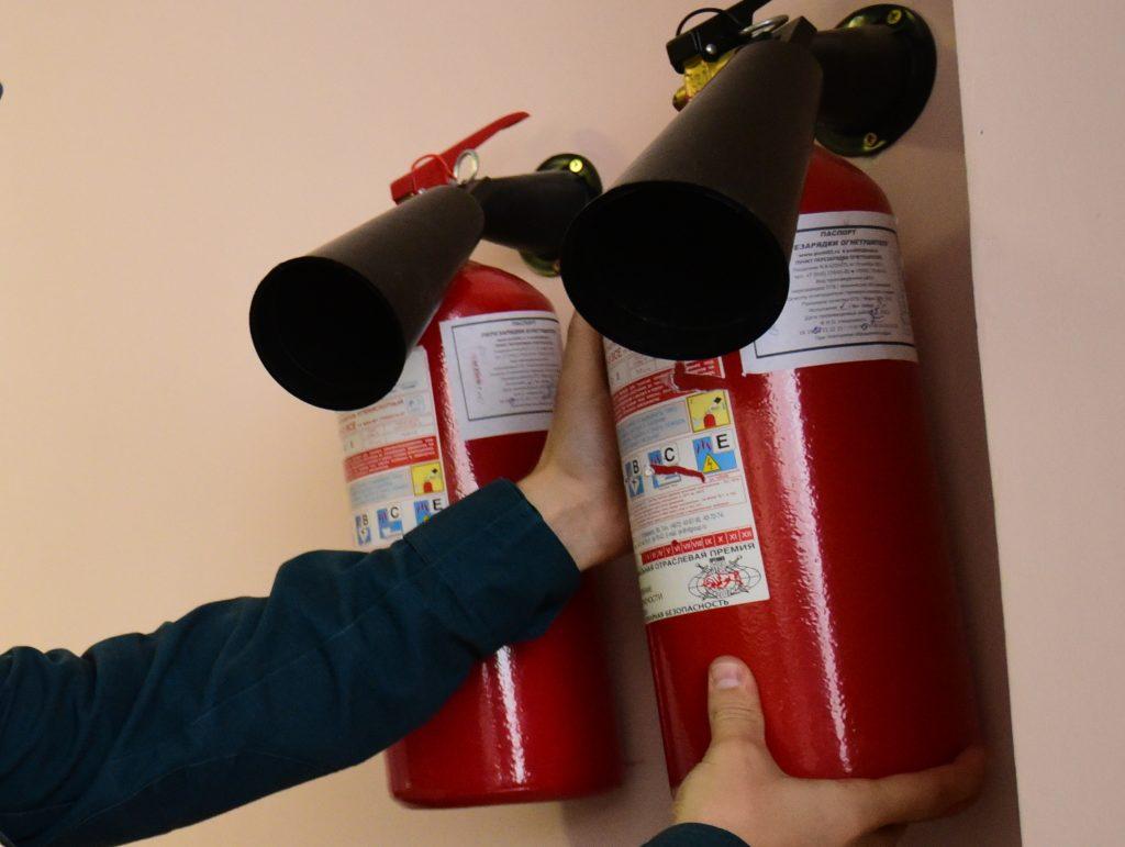 Проверки пожарной безопасности прошли в садовых товариществах Филимонковского