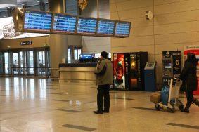 Свыше 20 вылетов отменили и задержали в аэропортах Москвы