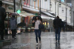 Синоптики обещают сильнейший ливень в последний день июня