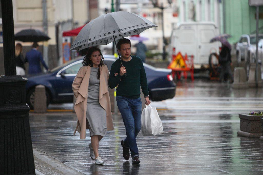 Дожди продолжатся до конца июня