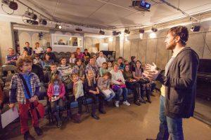 На кинофестивале ребят научат снимать свое кино. Фото: архив, «Вечерняя Москва»