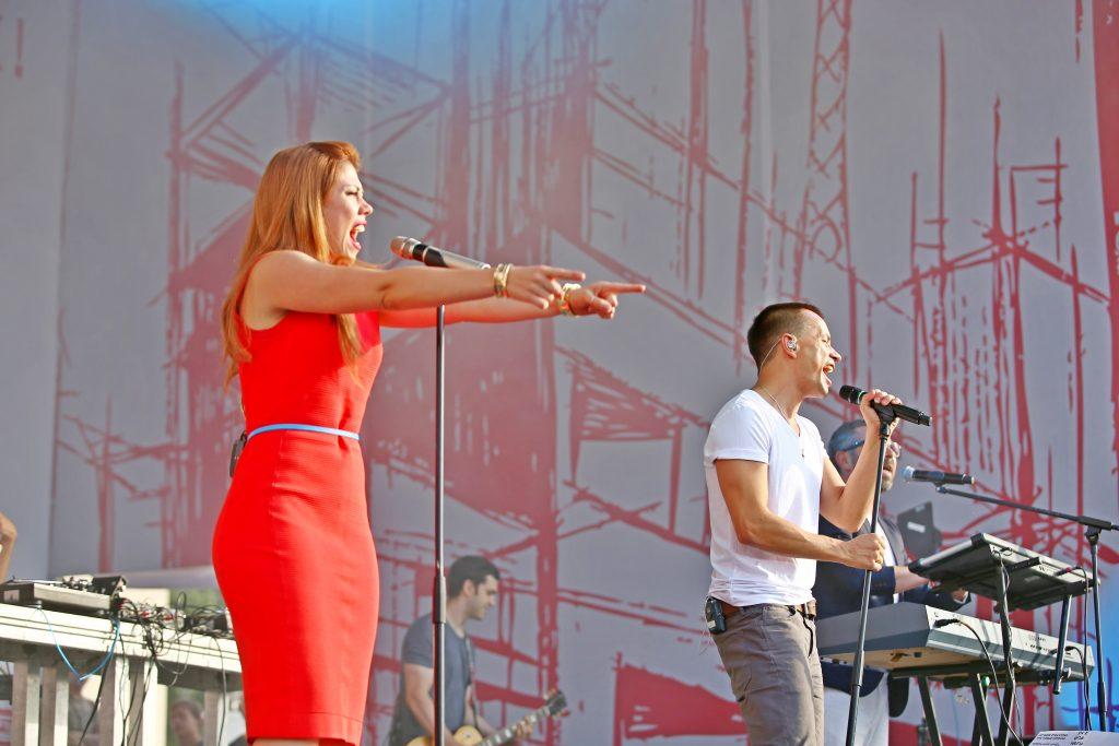 Молодежные палаты Новой Москвы проведут праздничный концерт в Роговском