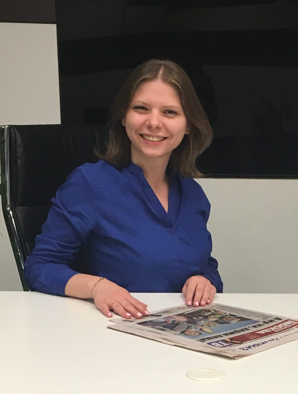 Екатерина Глыбина, выпускающий редактор сайта «Новые округа«