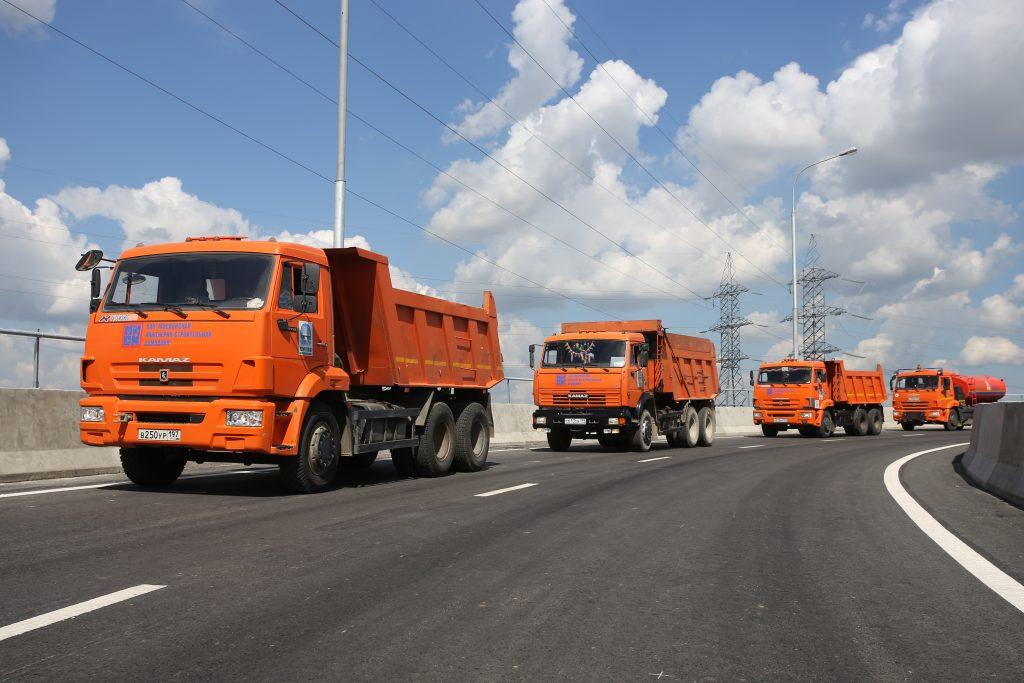 Длина дороги «Мамыри — Шарапово» в Новой Москве превысит 30 километров