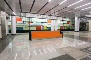 Разработана концепция благоустройства пешеходной зоны от наземного перехода до северного вестибюля станции «Румянцево» и бизнес-центра. Фото: Антон Гердо