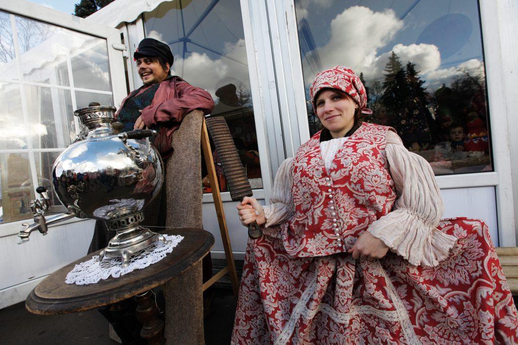Фестиваль «Самоварфест» пройдет в Москве в День России
