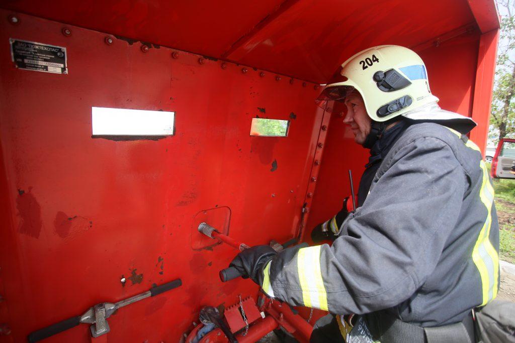 Из-за угрозы пожаров в Москве объявлен «желтый» уровень опасности