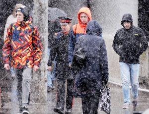 Май 2017 года назвали самым холодным с начала века