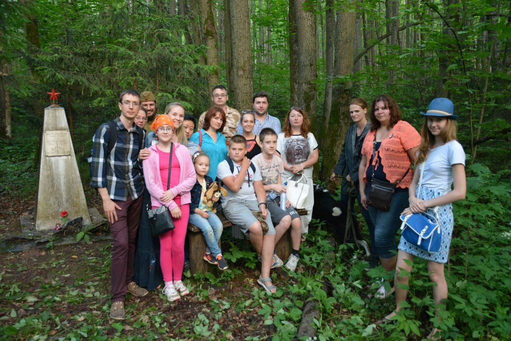 Блог-тур по местам боевой славы пройдет в Новой Москве