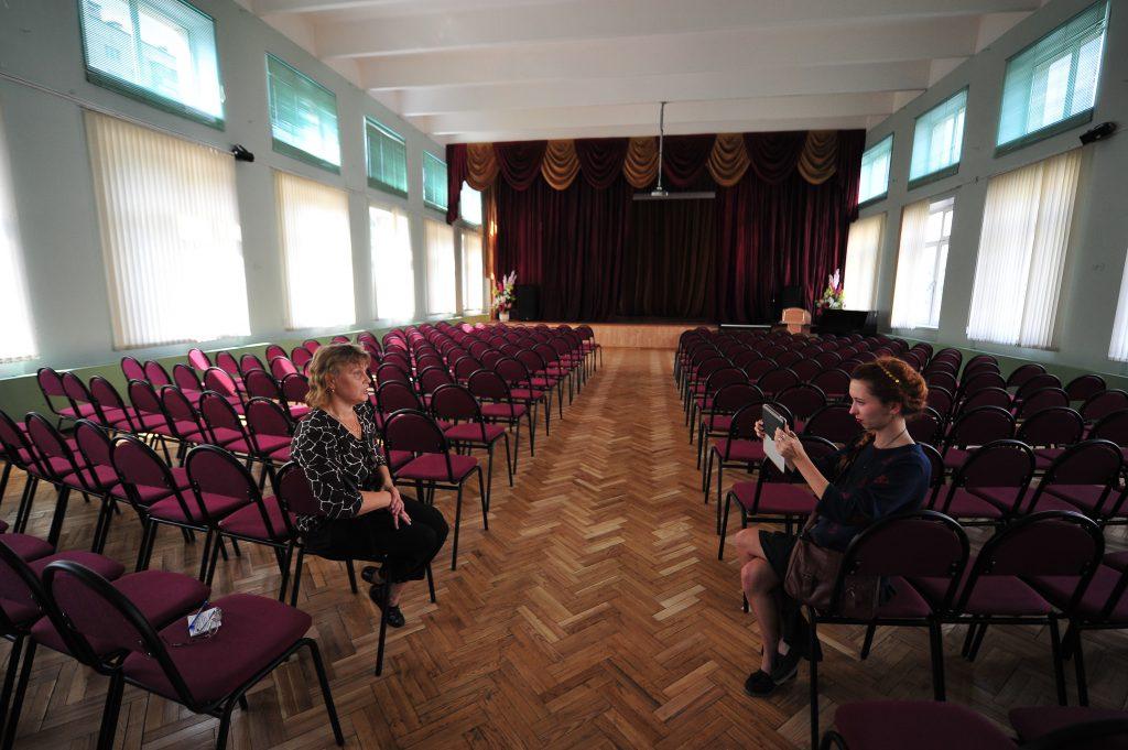 «Первый курс» открылся еще в феврале. Фото: Александр Казаков