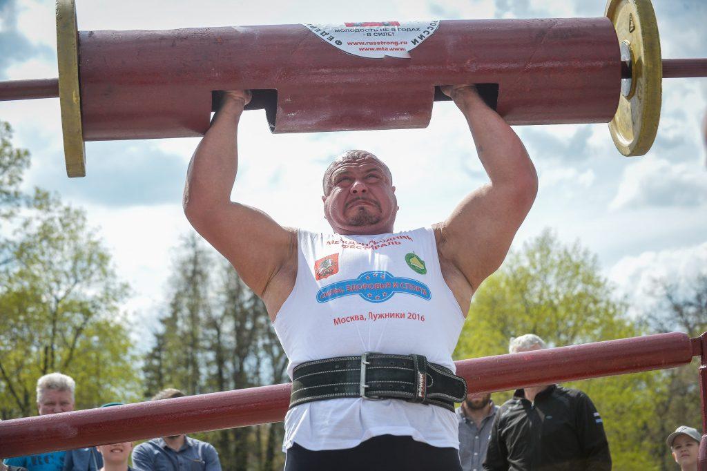 Спорт и молодежь: Шанс показать свою силу и ловкость получат жители новых округов