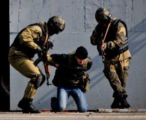 Силовики задержали на востоке Москвы вербовщика группировки «Хизб-ут-Тахрир»*