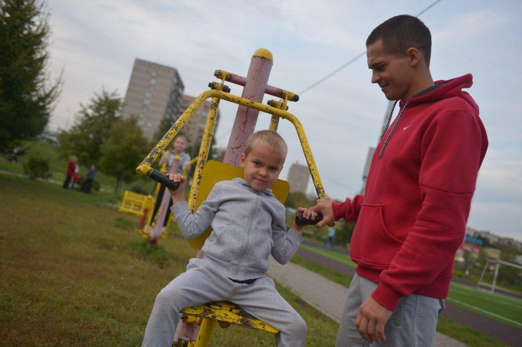 Москвичи смогут подобрать вид спорта для детей с помощью онлайн-сервиса