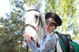 Полиция Москвы закупит десять орловских скакунов
