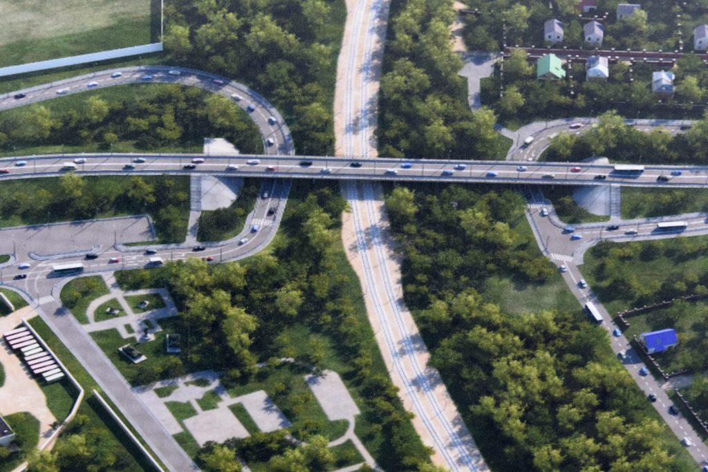 Два переезда на Киевском направлении железной дороги планируют открыть летом
