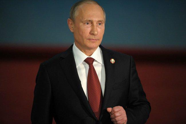 Владимир Путин приедет на футбольный матч между Россией и Новой Зеландией