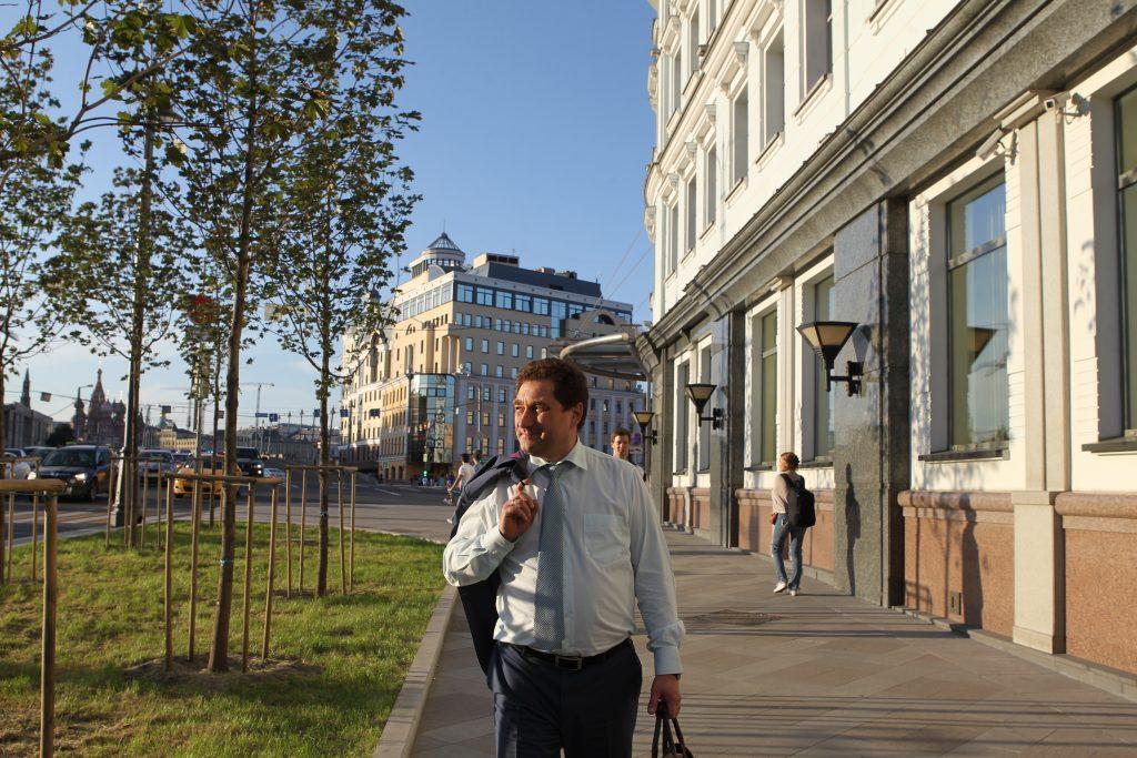 Глава администрации поселения Евгений Ермаков уверен, что Мосрентген станет украшением ТиНАО.