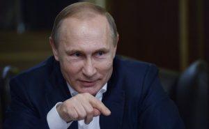 Владимир Путин заявил об активном вмешательстве США в мировую политику