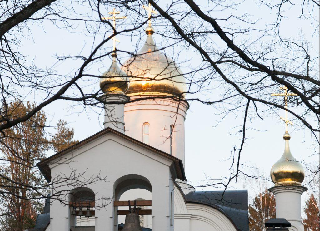 Успенская церковь в Щаповском поселении