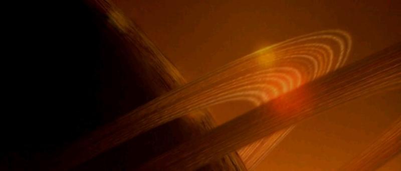 Астрономы обнаружили две вращающиеся черные дыры