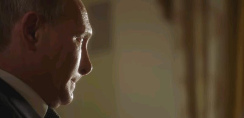 В сети заблокировали пиратскую версию фильма «Интервью с Путиным»