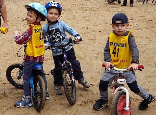 Более 100 человек участвовали в велопробеге в Троицке