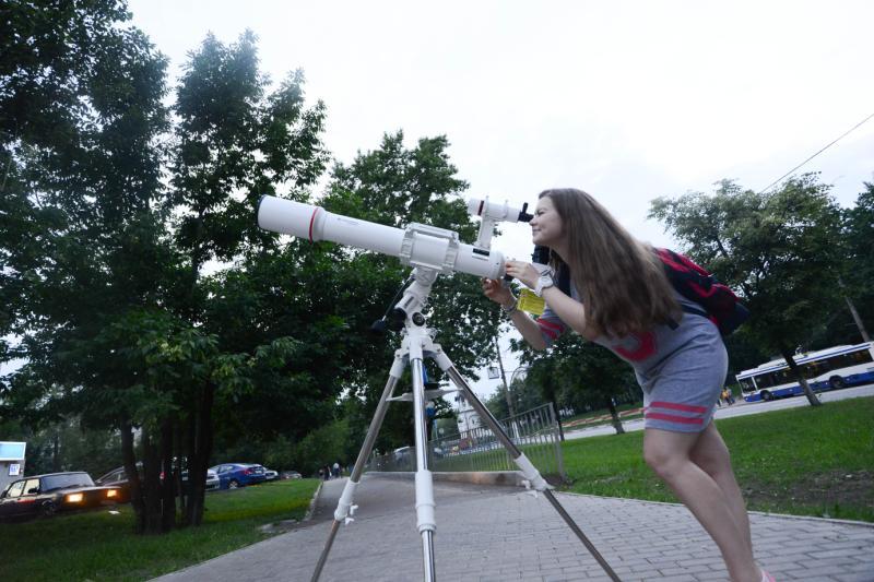 Июльский звездопад увидят жители Москвы
