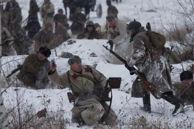Сюжеты для военных фильмов можно найти в Роговском