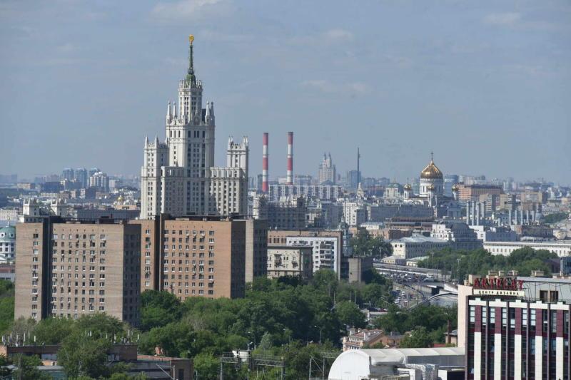 Объекты исторического наследия полностью исключены из программы реновации. Фото: архив, «Вечерняя Москва»