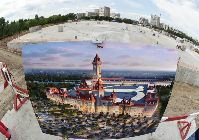 """В парке «Остров мечты» гостям будут раздавать навигационные браслеты. Фото: архив """"Вечерняя Москва"""""""
