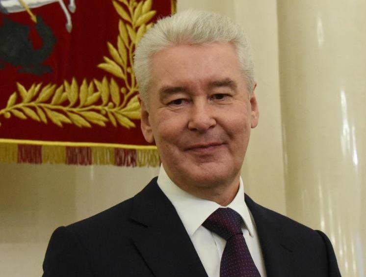 Сергей Собянин поблагодарил медиков