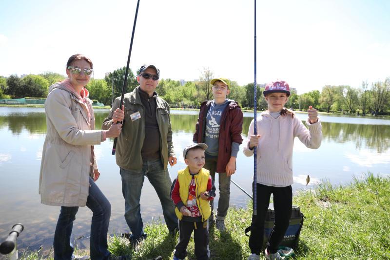 Ловись рыбка большая и маленькая: в Рязановском устроят состязания на реке