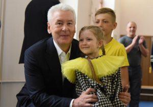 Мэр Москвы Сергей Собянин осмотрел 15 июня Дворец культуры имени Астахова