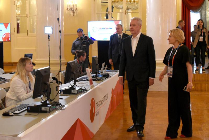 Собянин: Москва полностью готова к проведению Кубка Конфедераций
