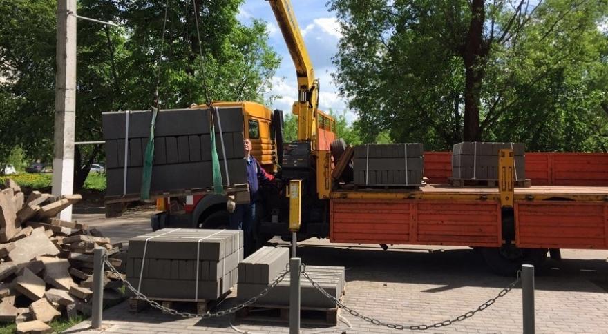 Дорожно-тропиночную сеть обустроят в деревне Яковлево