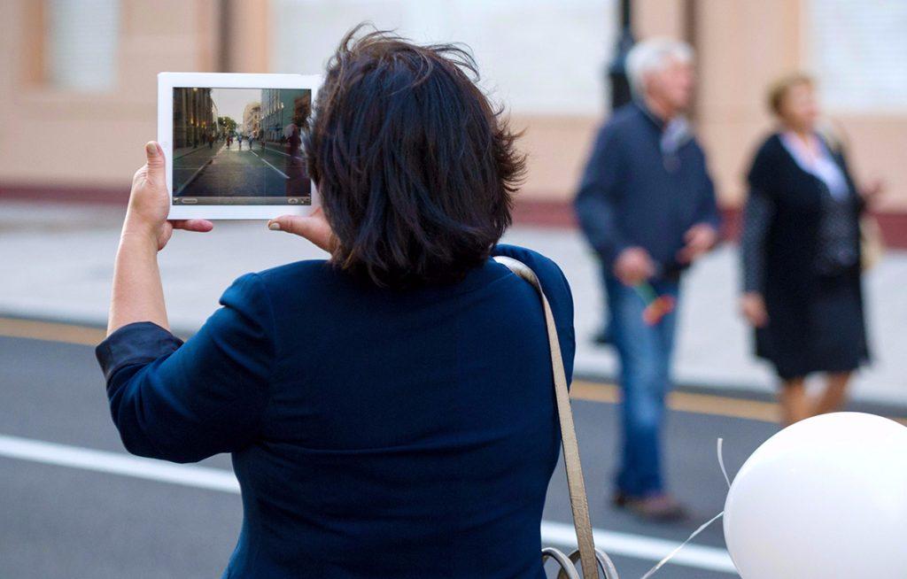 Селфи с виртуальным двойником Льва Толстого можно будет сделать в центре Москвы