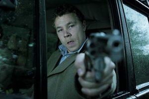 Неизвестные на Infiniti обстреляли машину на юге Москвы, ведется розыск
