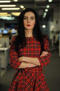 Анна Московкина, корреспондент. Фото: архив «Вечерняя Москва»