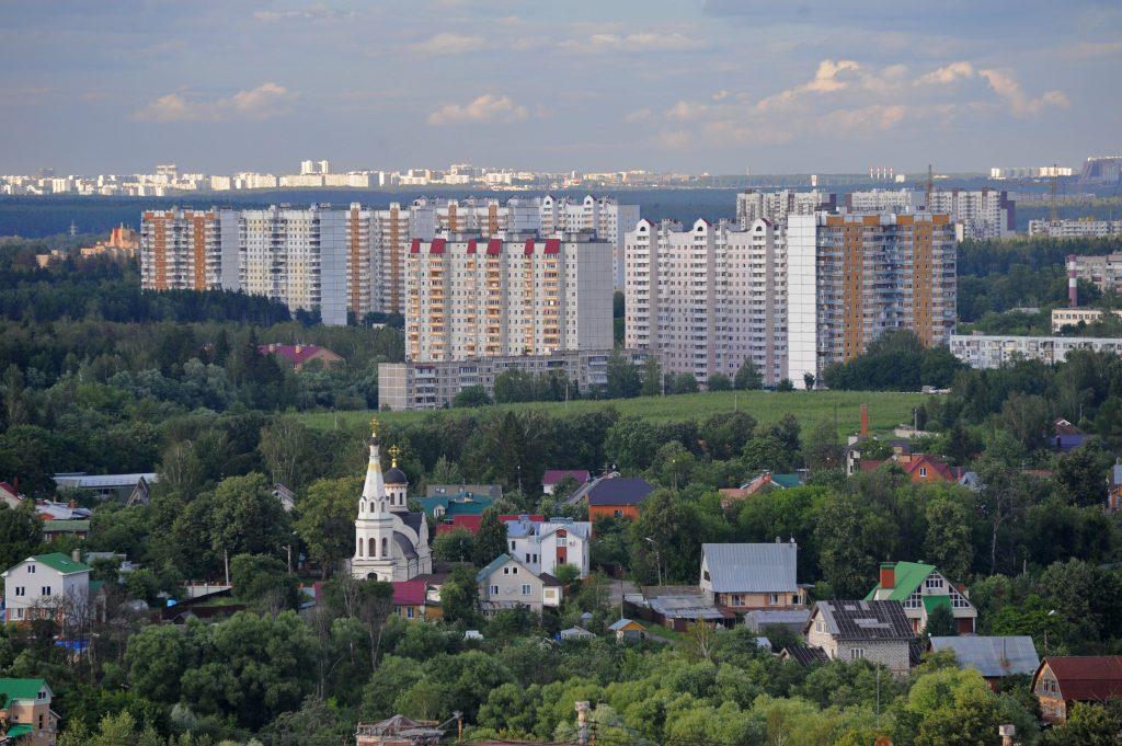 Застройку Новой Москвы обсуждали на Московском урбанистическом форуме