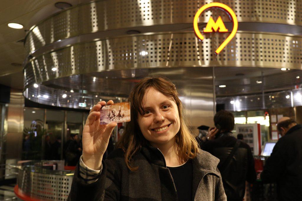Объединенные карты «Тройка» и «Подорожник» появились на станции метро «Саларьево»