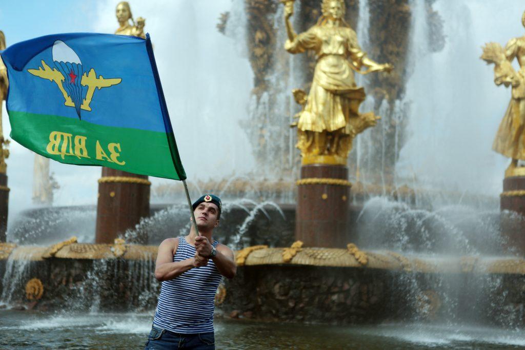 На День ВДВ в Москве ограничат продажу алкоголя
