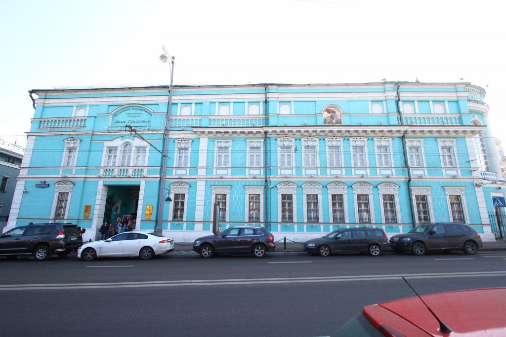 Галерея Ильи Глазунова объявила бесплатный вход на 11 июля