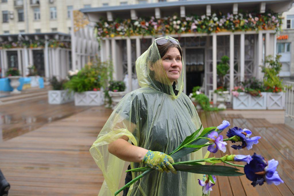 На понедельник Москве пообещали «сентябрьскую» погоду