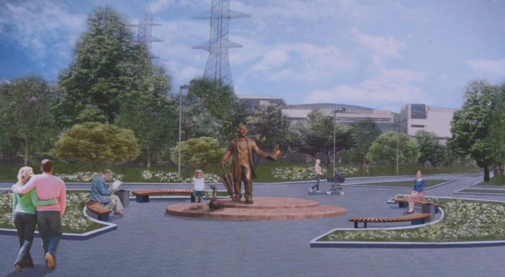 Памятник Гансу Христиану Андерсену появится на юго-востоке Москвы