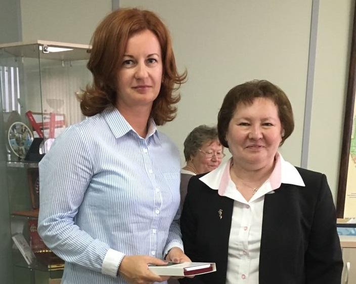 Специалистов из Михайлово-Ярцевского наградили за вклад в проведение Всероссийской сельскохозяйственной переписи
