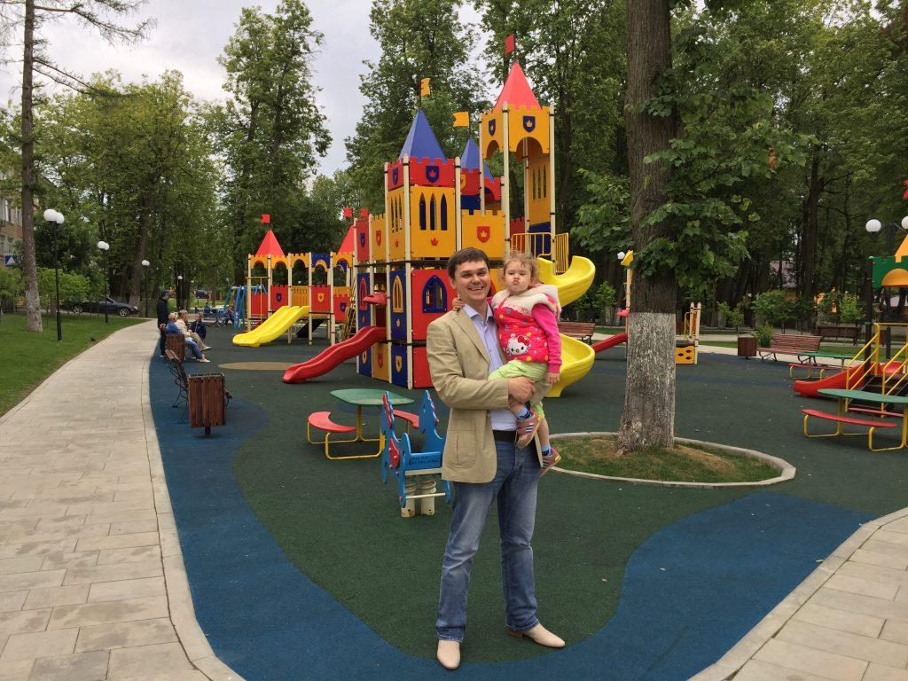Иван Никифоров, житель поселения Первомайское. Фото: администрация поселения Первомайское