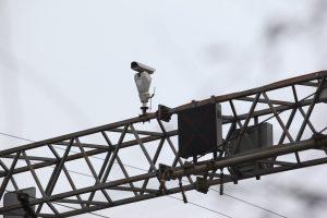 Камеры нового типа появятся на дорогах Москвы